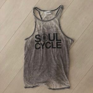 LIKE NEW SoulCycle Workout Tank